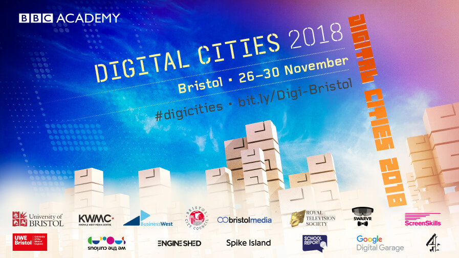 Digital Cities Bristol