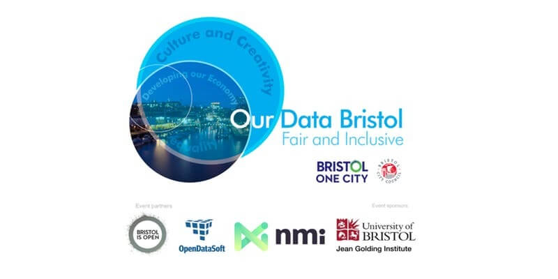 our data bristol logo