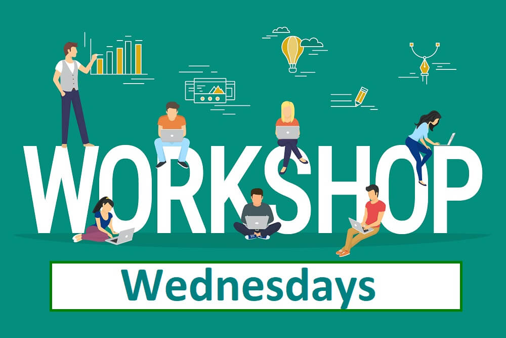 Workshop Wednesdays