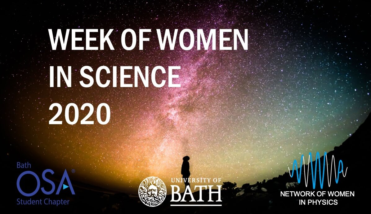 Week of Women in Science Poster