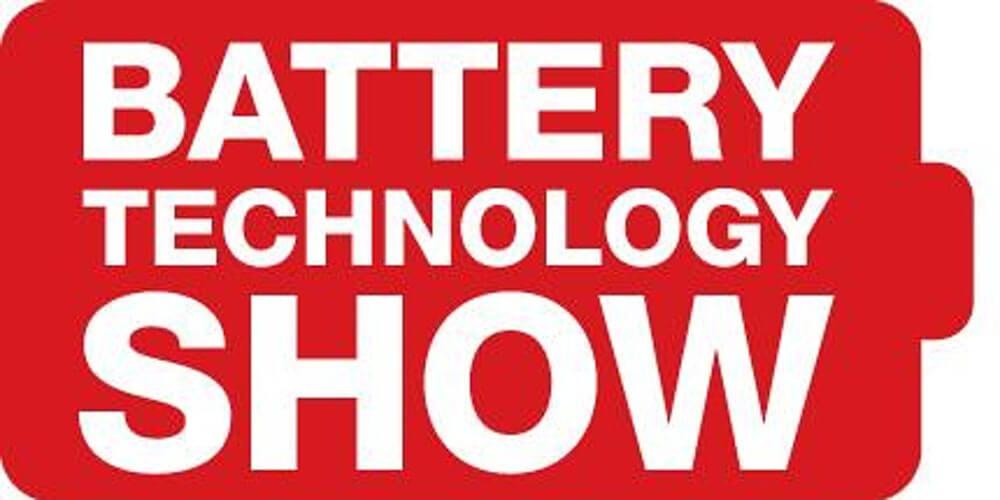 Battery Technology Show Logo