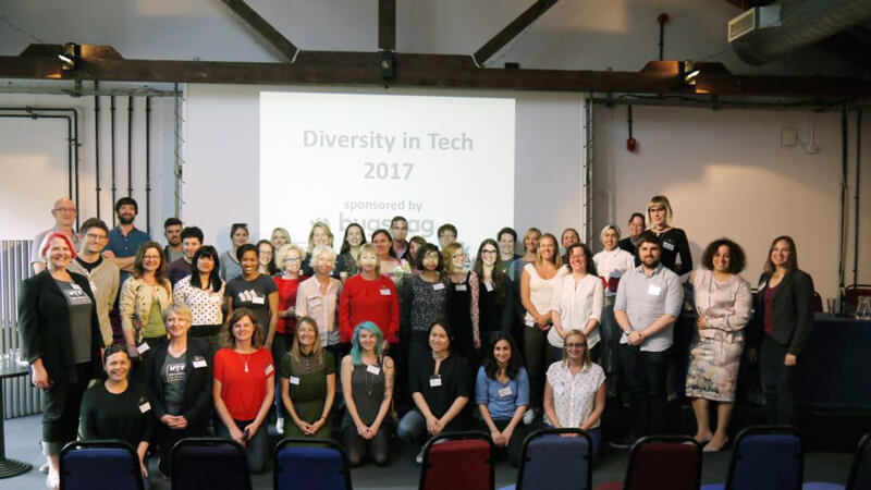 WTHub Bristol Diversity in Tech Conference
